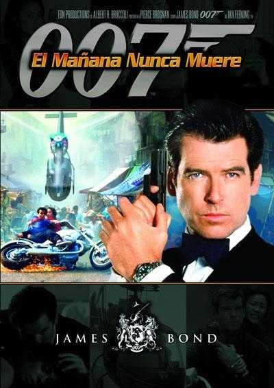 007: El mañana nunca muere - DVD
