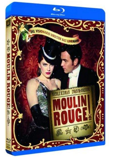 Moulin rouge : film Blu-ray
