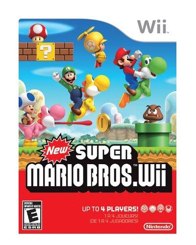 New Super Mario Bros Wii Para Los Mejores Videojuegos Fnac