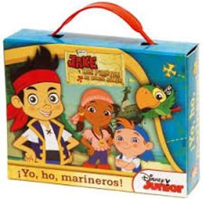 Disney libros Jake y los piratas