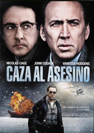 Caza al asesino - DVD