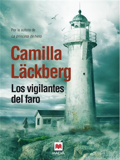 Book trailer Los vigilantes del faro