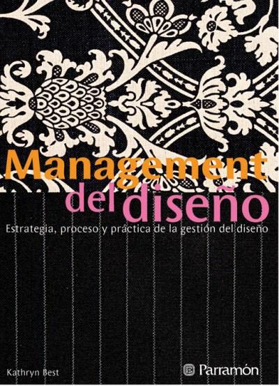 diseño grafico:management del diseño - kathryn best - sinopsis y