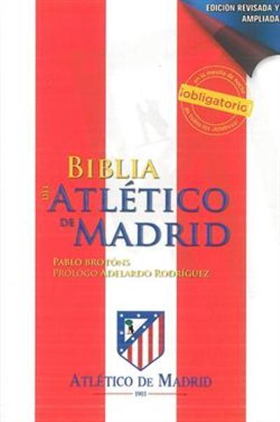 Biblia del Atlético de Madrid