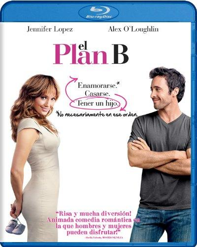 El plan B (Blu-Ray)