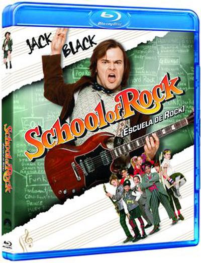 School Of Rock - Escuela de rock - Blu-Ray