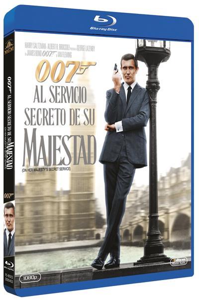007: Al servicio secreto de Su Majestad - Blu-Ray