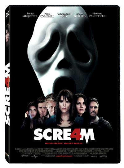 Scream 4 - DVD