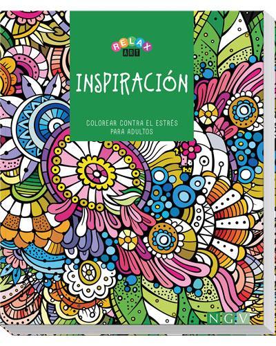 Inspiración. Libros para colorear