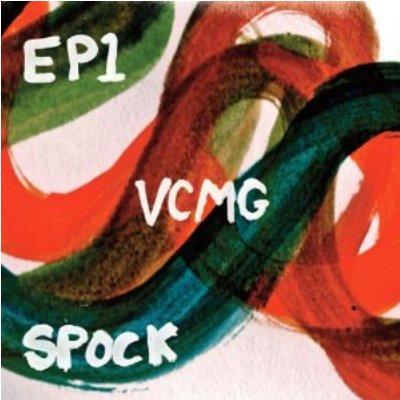 Ep1/Spock (Single Vinilo 12``)