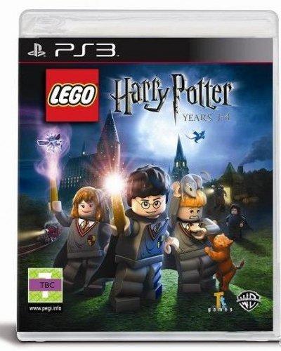 Lego Harry Potter Anos 1 4 Ps3