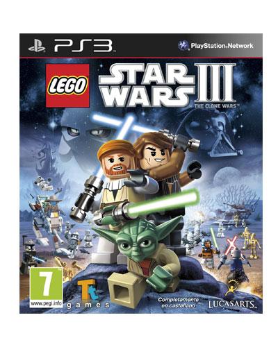 Lego Star Wars Iii The Clone Wars Ps3 Para Los Mejores