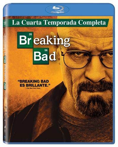 Breaking Bad - Temporada 4 - Blu-Ray - Varios directores - Bryan ...