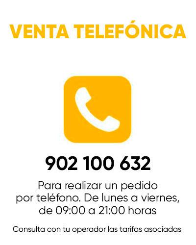 Venta telefónica