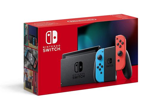 Consola Nintendo Switch Neón 2019