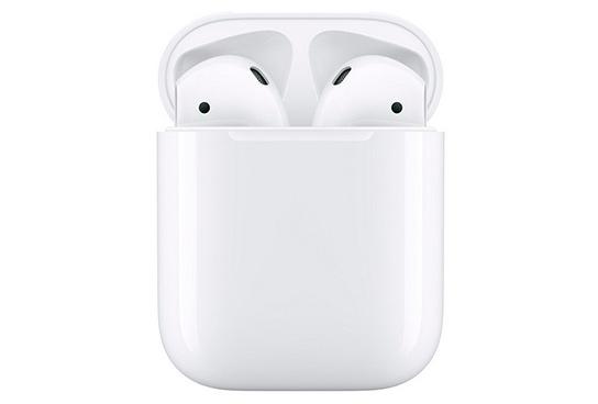 Apple AirPods de segunda generación con estuche de carga