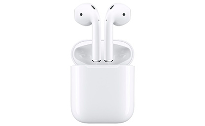 Auriculares AirPods al completo