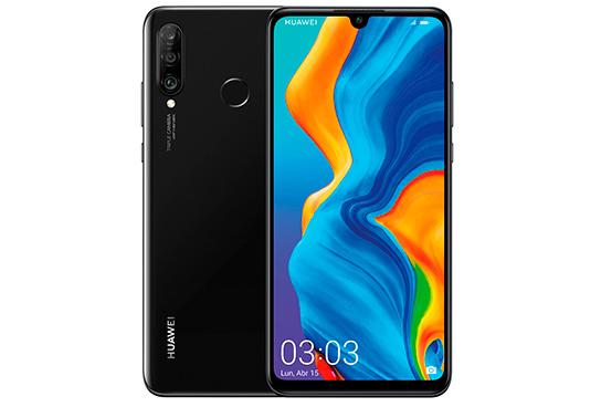Smartphone Huawei P30 Lite 128 GB Negro