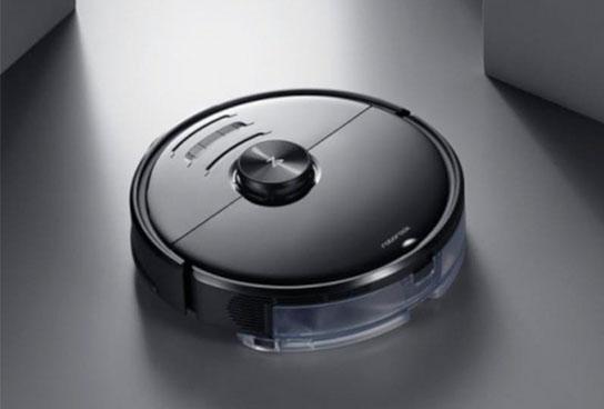 Robot aspirador Roborock S6 MaxV negro