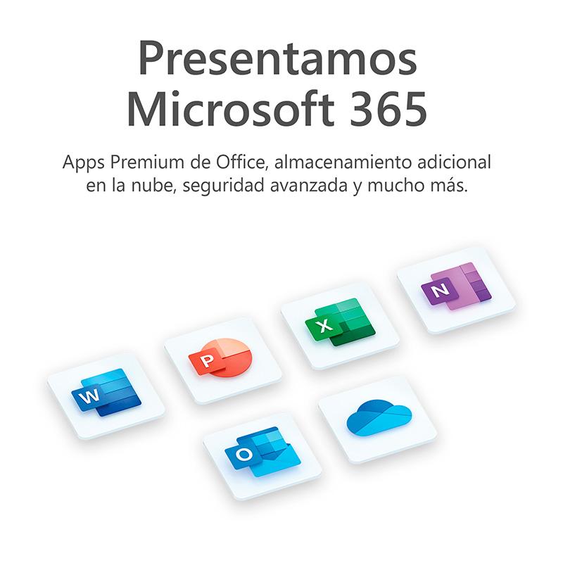 Microsoft 365 - Presentación