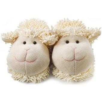 db2be2fb41fab Pantoufles Animaux - Mouton