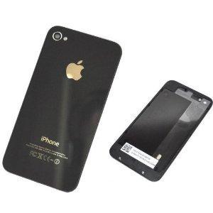 VITRE ARRIERE COQUE Facade Original pour iPhone 4S film protection ecran