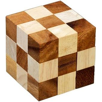 casse t te le cube serpent casse t te achat prix fnac. Black Bedroom Furniture Sets. Home Design Ideas