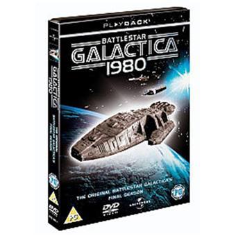GALACTICA 1980 (2 DVD) (IMP)
