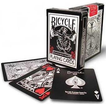 Cartes Bicycle Black Tiger Rouge Et Blanc Bicycle Jeu De Cartes Achat Prix Fnac