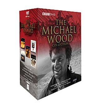 MICHAEL WOOD COLLECTION (8DVD) (IMP
