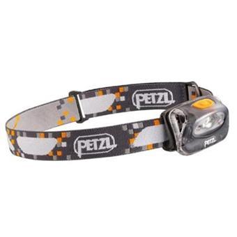 Lampe Frontale Power Led Petzl Tikka Plus 2 Grise 1 Led Rouge