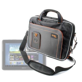 photos officielles 92b28 d41d3 Sacoche luxe + bandoulière pour tablette Samsung Galaxy Tab 2 & Note 10,1  pouces