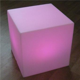 Lampe Design Cuby Light Cube Lumineux Led Intérieur