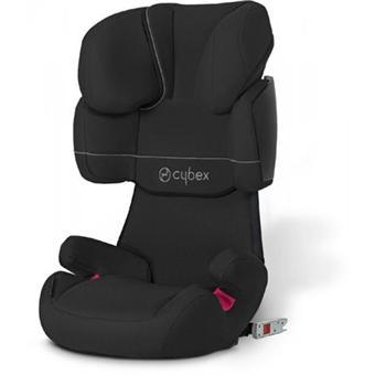 cybex si ge auto groupe 2 3 solution xfix pure black. Black Bedroom Furniture Sets. Home Design Ideas