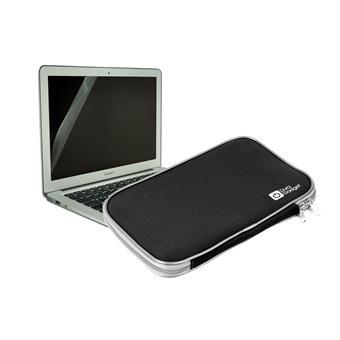 acheter en ligne 0e021 45cc8 Housse étui de protection néoprène noir pour MacBook Pro 15 pouces -  DURAGADGET