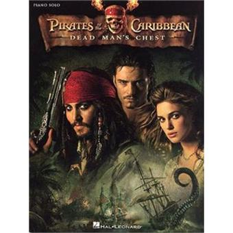 Pirates of the Caribbean - Dead Man's Chest (Piano Solo) - Paperback - 2006