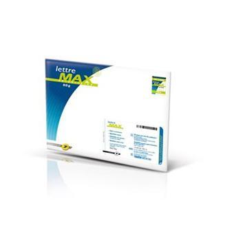 lettre max 1 Lettre Max 50g, Services postaux, Top Prix | fnac lettre max