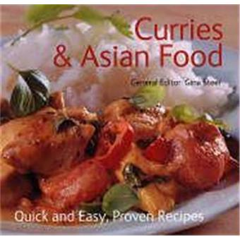 Curries and asian food