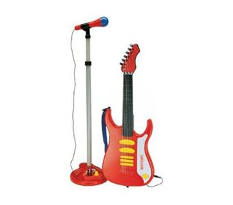 bontempi guitare lectrique micro achat prix fnac. Black Bedroom Furniture Sets. Home Design Ideas