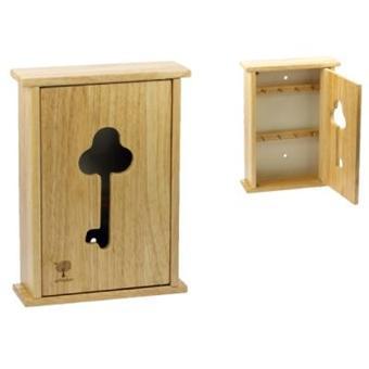 Boite À Clés Murale revimport - boite à clés murale bois clair hevea * - achat & prix | fnac
