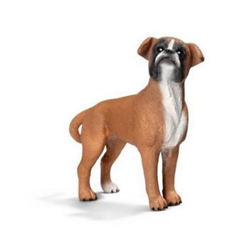 schleich figurine chien boxer femelle moyenne figurine achat prix fnac. Black Bedroom Furniture Sets. Home Design Ideas