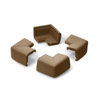 prot ge coin de table mousse prince lionheart marron. Black Bedroom Furniture Sets. Home Design Ideas