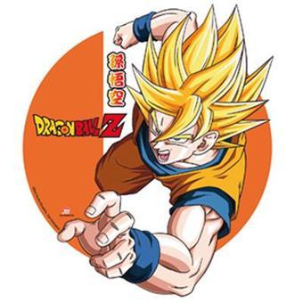 Tapis De Souris Dragon Ball Z Rond Tapis De Souris Achat Prix