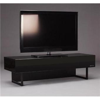 norstone meuble tv 2 plateaux lunde meuble tv achat prix fnac. Black Bedroom Furniture Sets. Home Design Ideas