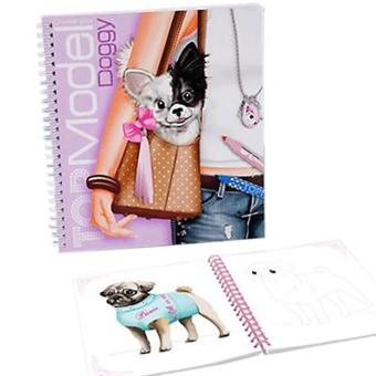 Album coloriage styliste top model doggy kit cr atif - Album de coloriage top model ...