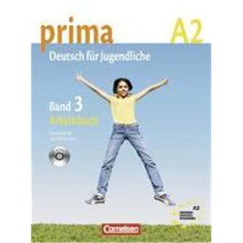 Prima deutsch fur jugen3 caderno+cd