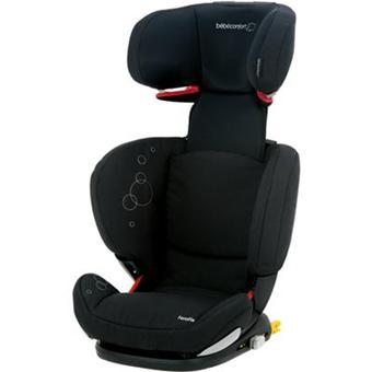 b b confort siege auto ferofix groupe 2 3 total black. Black Bedroom Furniture Sets. Home Design Ideas
