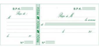 Carnet Exacompta A Souche 9x13cm Recus 50 Feuillets Carnets Et