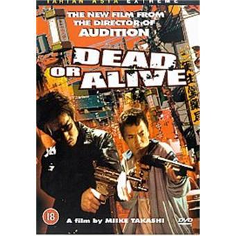 Dead or alive-dvd (import)*********