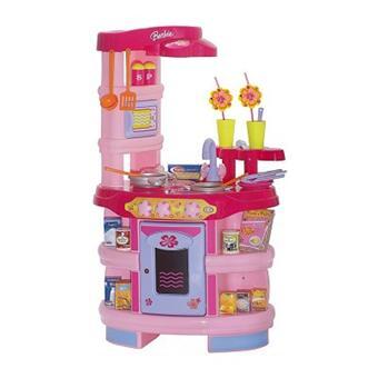 klein cuisinire barbie cuisine sonore achat prix fnac - Barbie Cuisine